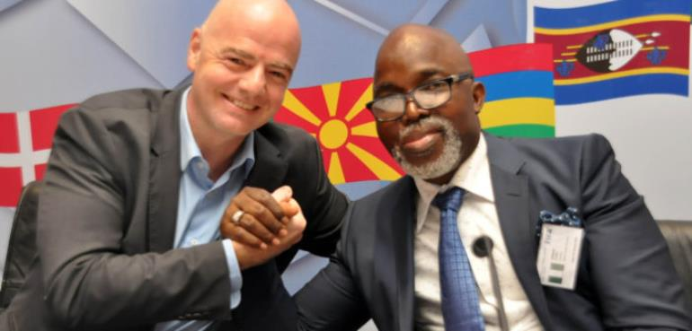 FIFA President Hails NFF, Says Russia Is 99% Set For World Cup