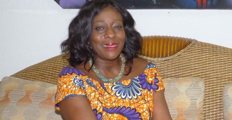 Catherine Afeku,Tourism Minister