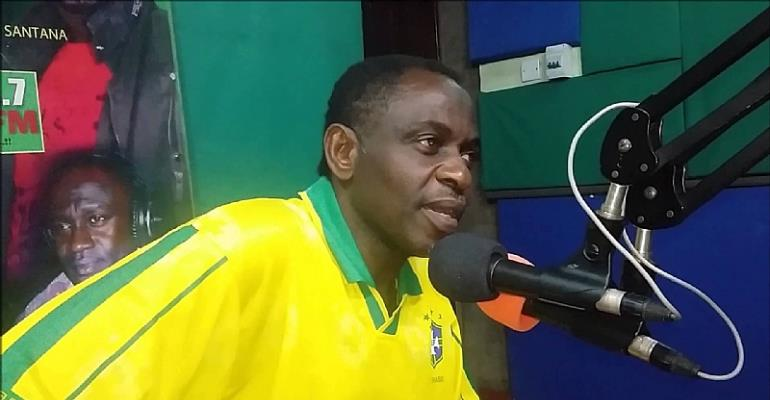 Mohammed Polo Was A Better Player Than Lionel Messi – Coach J. E Sarpong