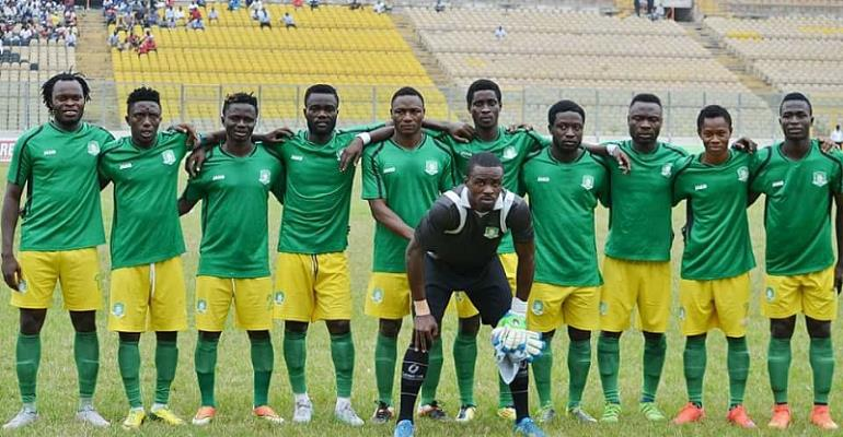 Evans Oppong Appointed As Aduana Stars Deputy PRO