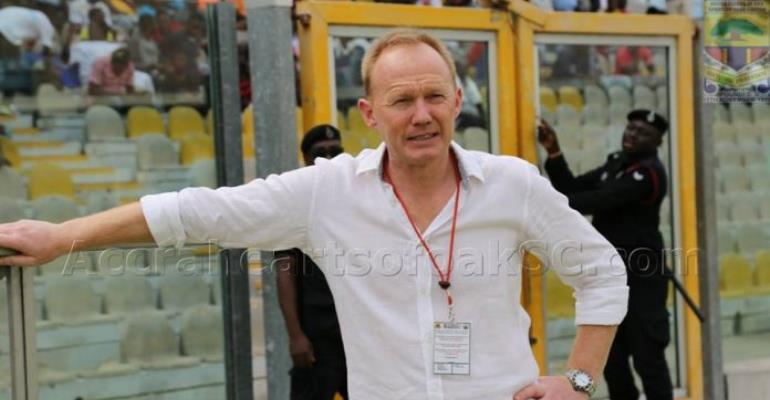 Hearts of Oak Insists They Will Not Compensate Frank Nuttall