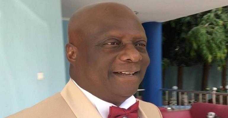 Dr. Felix Anyah