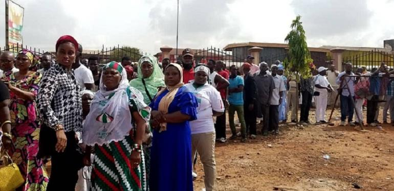 NDC Presidential Primary: 23, 217 Voters To Cast Ballot In Volta Region