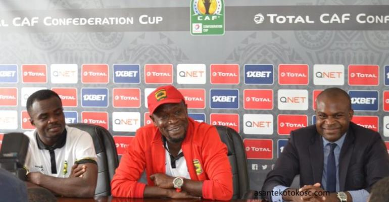 CAF CC: We Here For The Three Points - Kotoko Coach