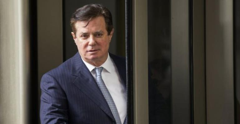 US Says Manafort Secretly Paid Ex-EU Leaders to Pitch Ukraine