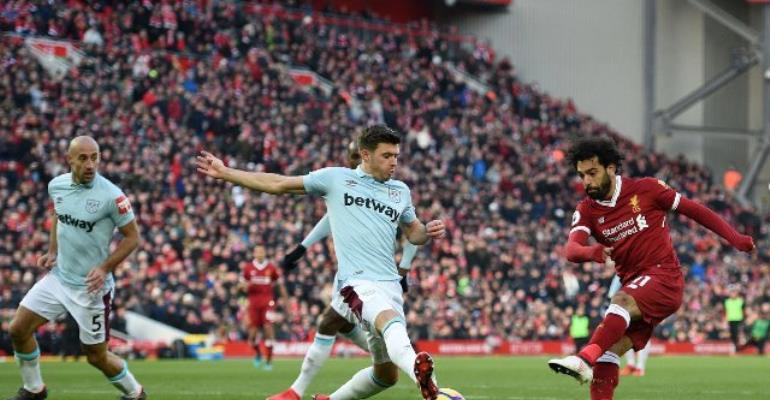 Goal rush is far from over, predicts Salah