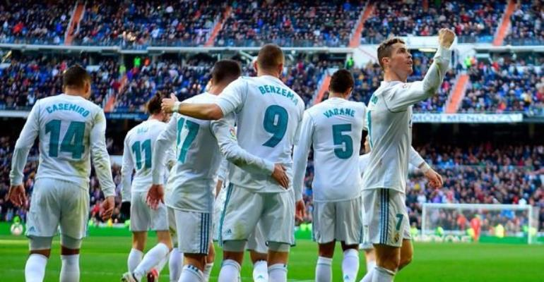 Zinedine Zidane: 'Real Madrid players have their confidence back'