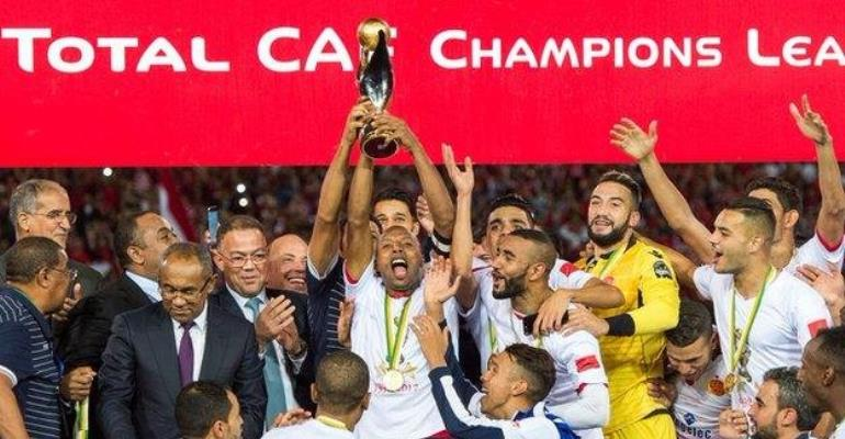 Wydad Casablanca Beat TP Mazembe To Win CAF Super Cup