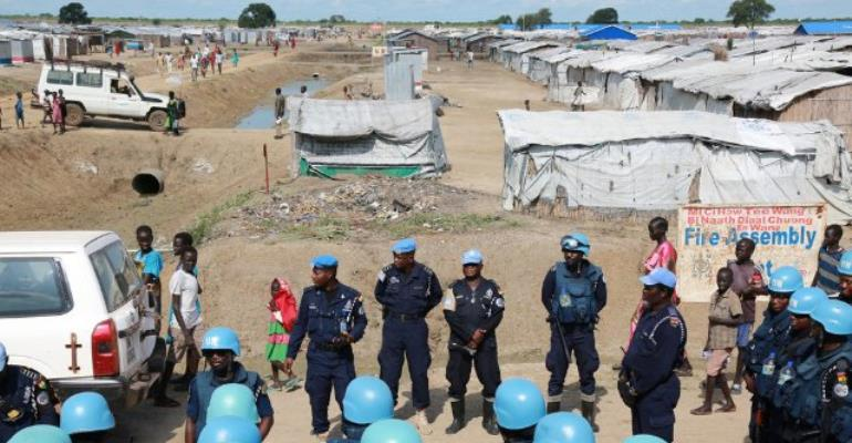 Sex Scandal Hits Ghanaian Policeman On UN Mission