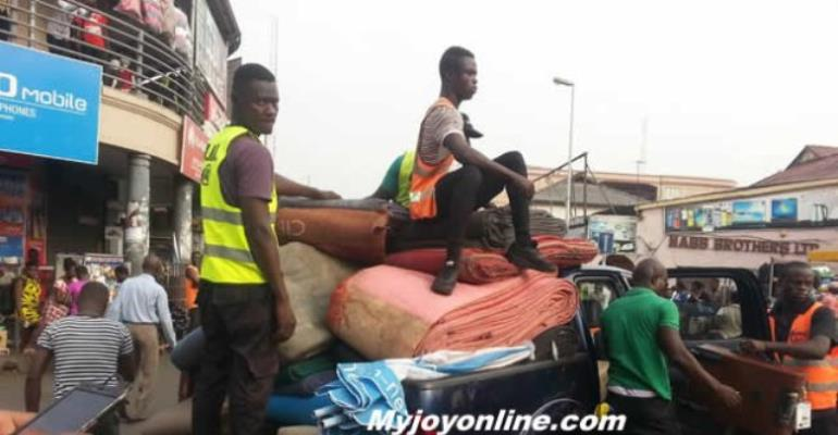 Accra Waste Reduced By 30% Due To Successful Decongestion