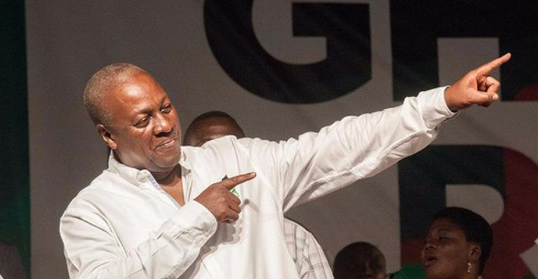 Absolutely Nothing Will Stop Our March To The Flagstaff House—Mahama