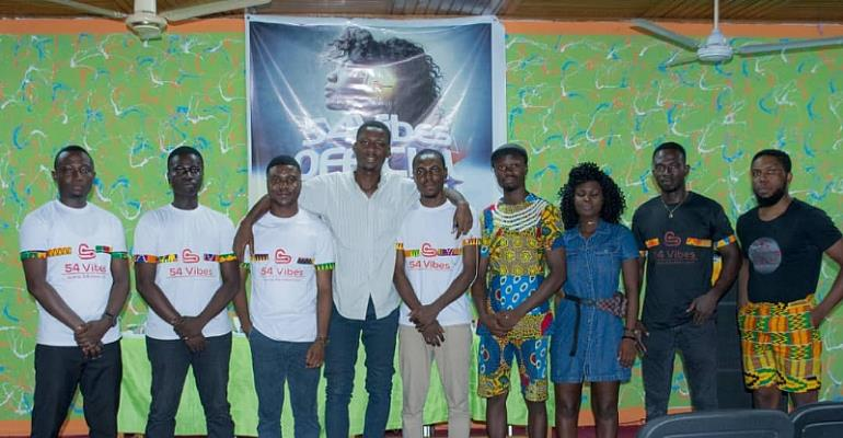 Music Platform 54vibes Launched In Takoradi