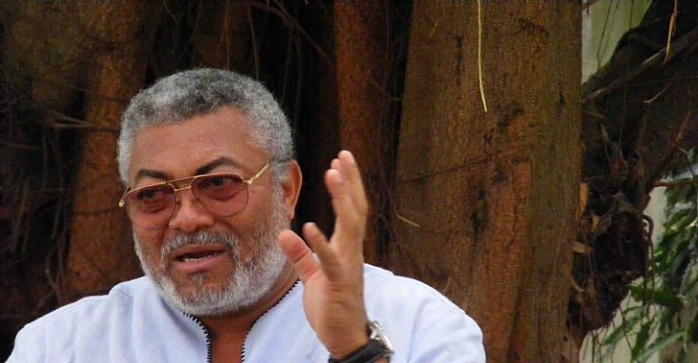 Ghana@60, J.J. Rawlings is The Overall Best Former President-CVM