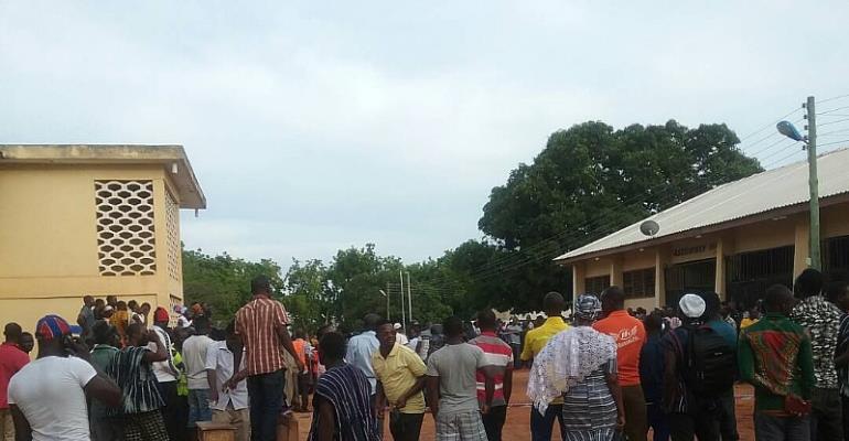 Kwame Aboagye elected chairman of NPP, Damongo Constituency