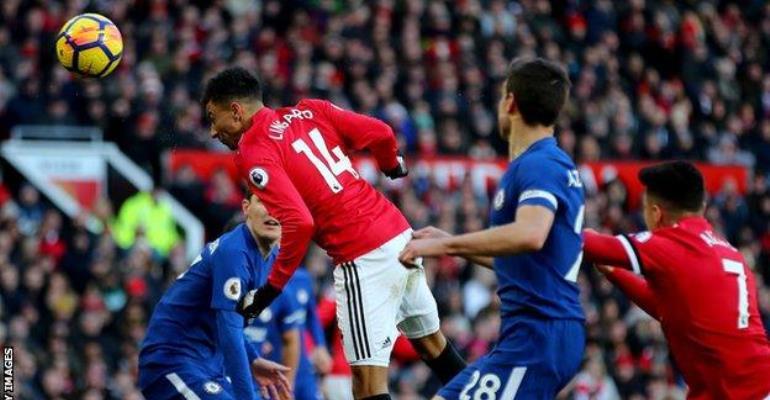 Lingard Heads In Winner As Man Utd Defeat Chelsea 2-1