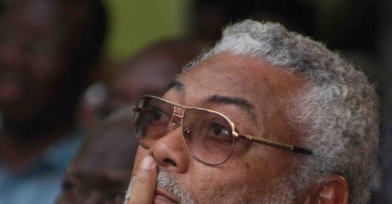 Claims That Amidu Is Too Old An Insult--Rawlings
