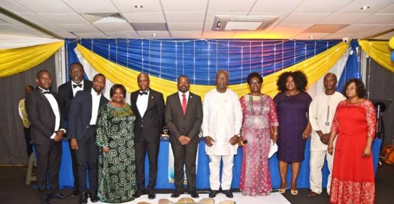 Accra East Rotary Hosts Literacy Project Fundraising Ball