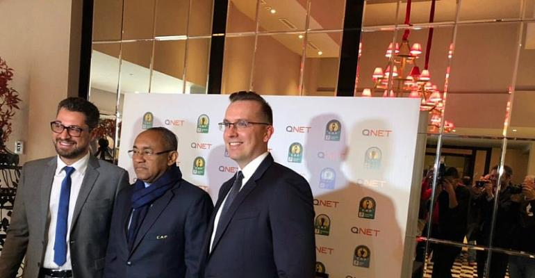 CAF Announces QNet Sponsorship For Inter-Clubs Competitions