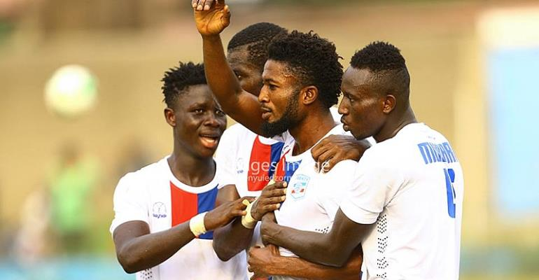 Liberty Professionals beat Vision FC 1-0 in A Club Friendly