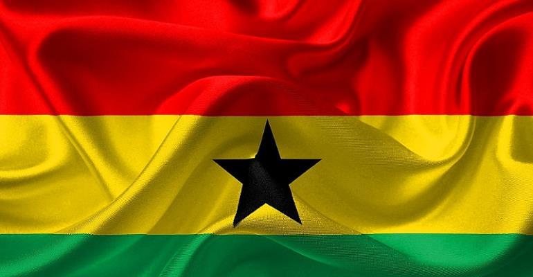 The new Kingdom of Ghana