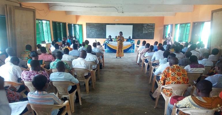 Science Teachers Receive Training In Effective Teaching Methods