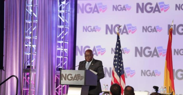 Akufo-Addo Urged American Investors To Explore Opportunities In Ghana