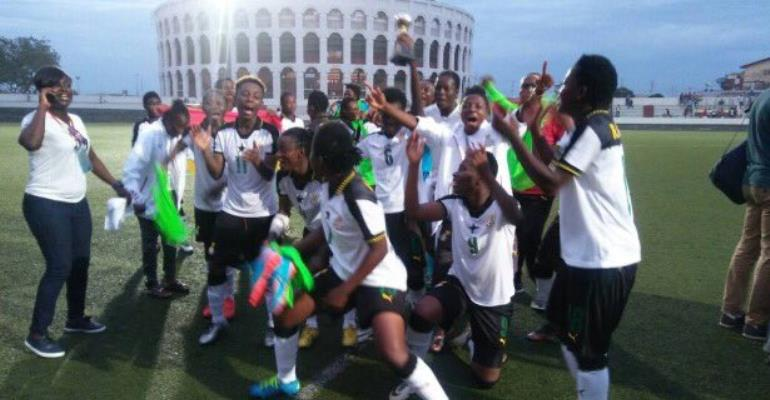 Janet Egyir Believes WAFU Nations Cup Good Test Ahead Of African Women Championship