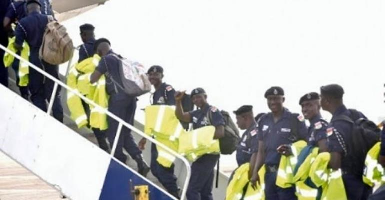 UN Mission Sex Scandal: Ghana Police Deeply Disappointed