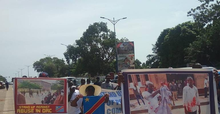 Congolese Community In Ghana Appeals To Akufo-Addo And Rawlings To Intervene In Congo Crisis