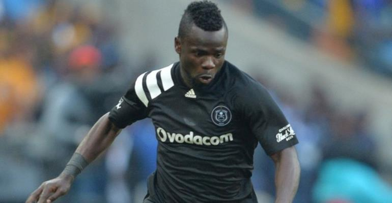 Bernard Morrison Scores As Orlando Pirates Swat Aside Chippa United