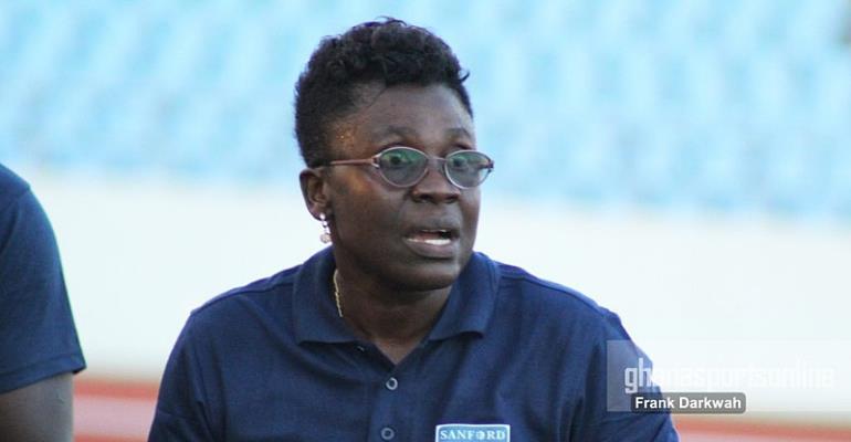 Black Queens Coach Mercy Tagoe Revels In WAFU Women's Cup Triumph