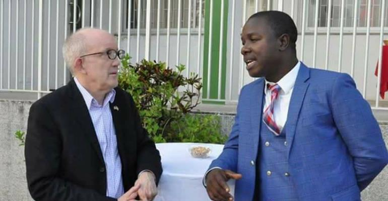 Monrovia City Corporation Implodes in General Disarray, as Mayor Jefferson T. Koijee Dresses like a Wall Street Plunderer