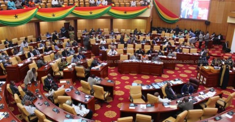 75% of Ghanaians Claim MPs Dump Their Ideas