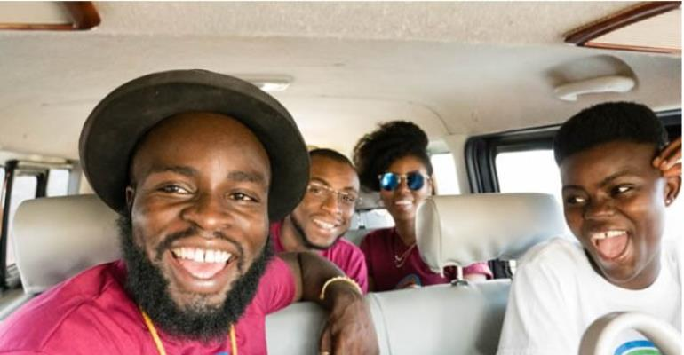 M.anifest, MzVee, Wiyala And Gary Al-Smith Support 'Left-Behind' Campaign