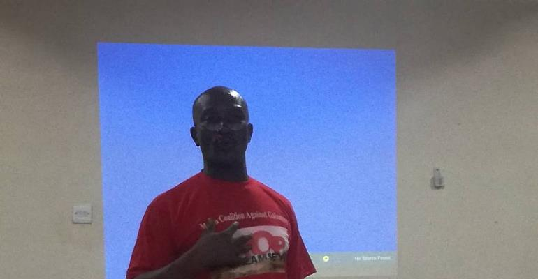 Galamsey Activities Threaten Ghana Water
