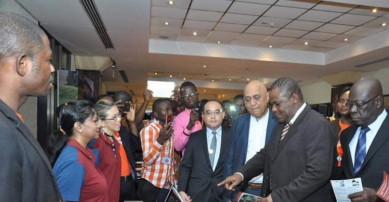 QNET Ghana's First Absolute Living Expo Successful