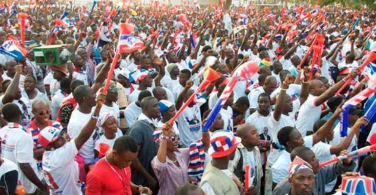 Drobo: NPP Elects New Party Executives
