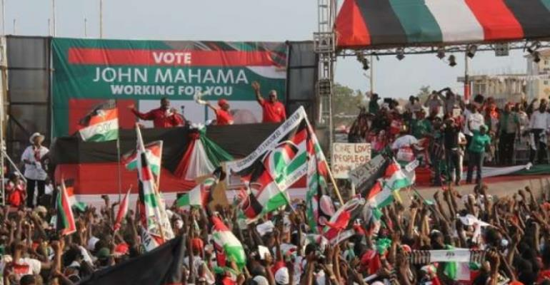 When Would NDC Learn Its Lessons?