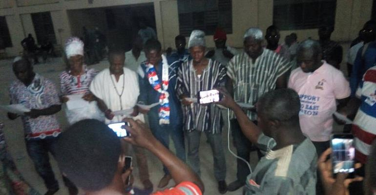 Brong Ahafo NPP elections end peacefully