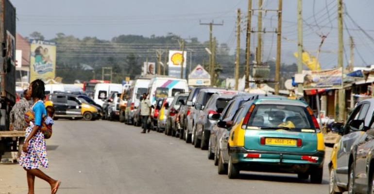 Mfantseman Municipal Assembly Set To Battle 'Monster' Traffic At Mankessim