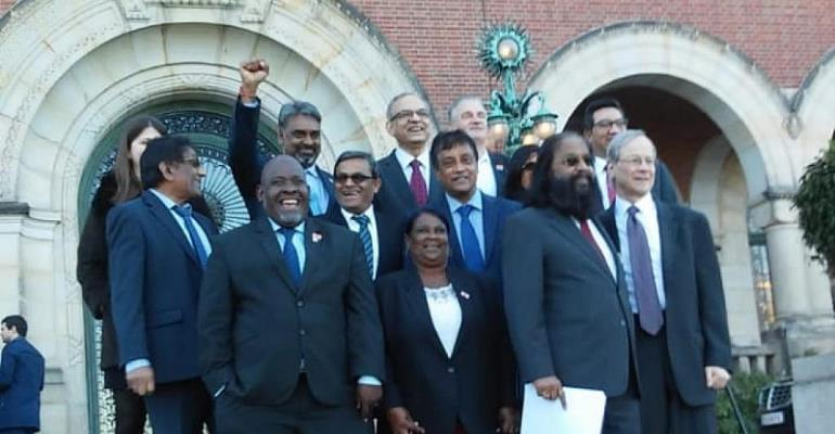 Mauritian Fight Over Chagos Not Over Yet