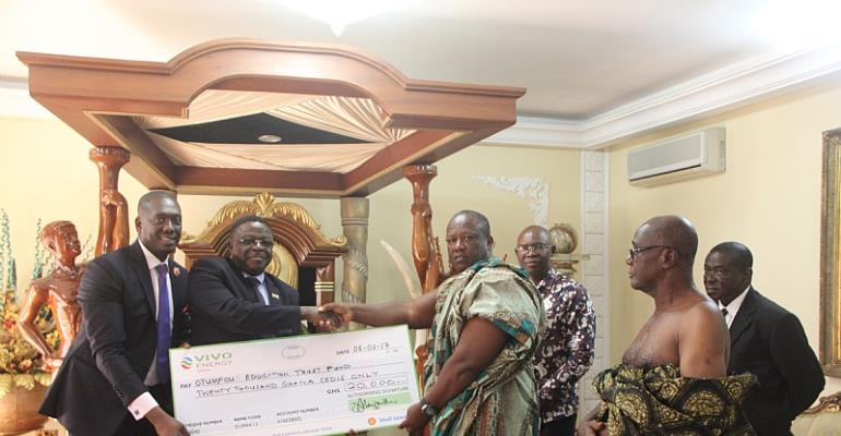 More Children To Benefit From The Otumfuo Education Trust Fund