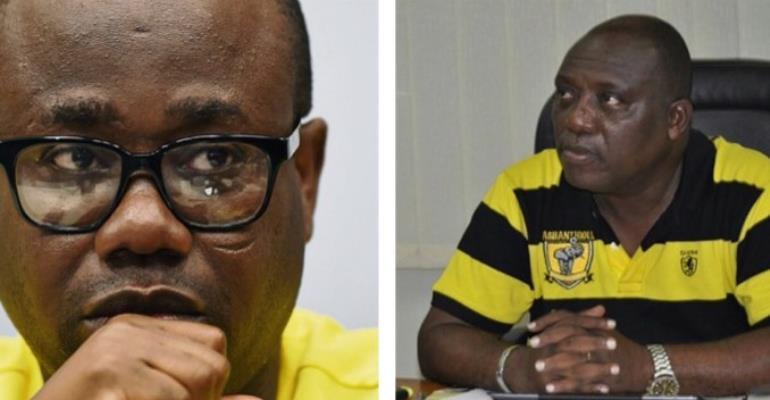Kudjoe Fianoo Punches GFA President, Labels Him As