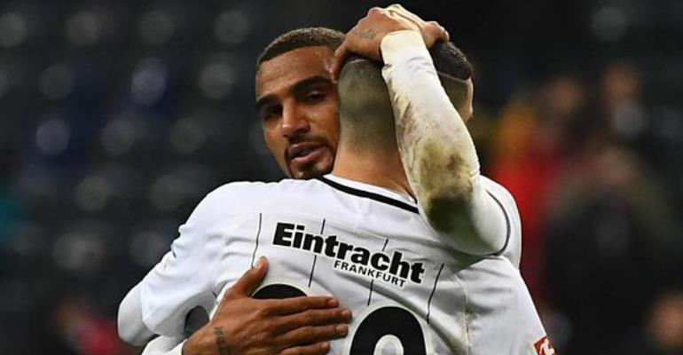 Eintracht Frankfurt Winger Marius Wolf Insists Nothing Works Together Without Boateng And Mascarell