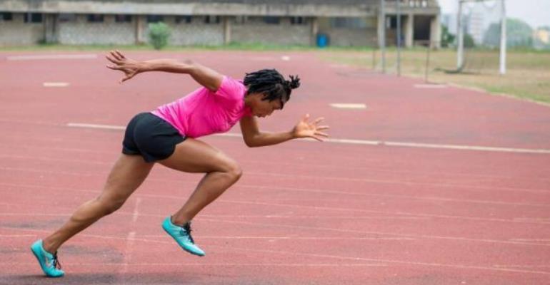 Hor Halutie: The making of Ghana's next sprint queen