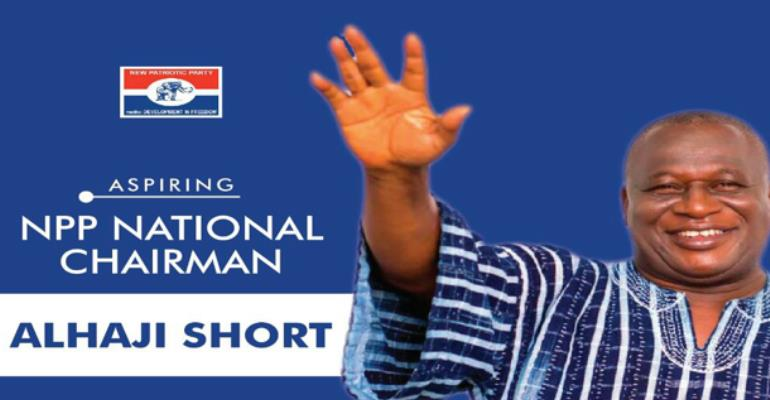Alhaji Short Congratulates NPP Supporters For A Successful Constituency Elections