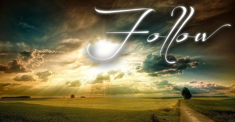 Continue To Follow Jesus