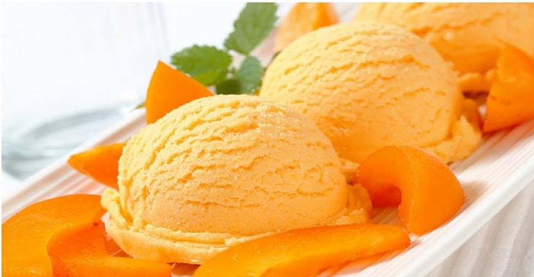 Try This Delicious Mango Frozen Yogurt At Home