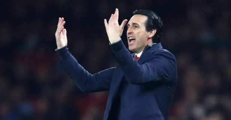 Arsenal Keen To Close Gap On Spurs Ahead Of Derby Clash – Emery