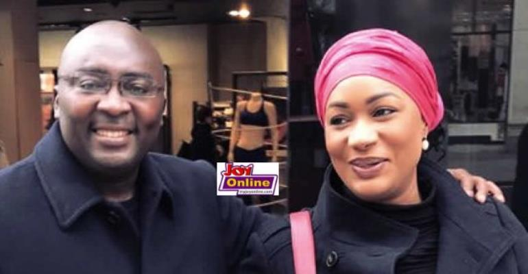 I Pray Bawumia Becomes President; Samira First Lady